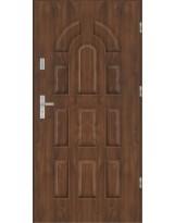 Drzwi wejściowe stalowe model EKO-NORM Piast