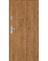 Drzwi wejściowe stalowe model EKO-NORM Elipsa