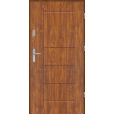 Drzwi wejściowe stalowe model EKO-NORM T41