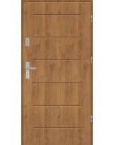 Drzwi wejściowe stalowe model EKO-NORM T42