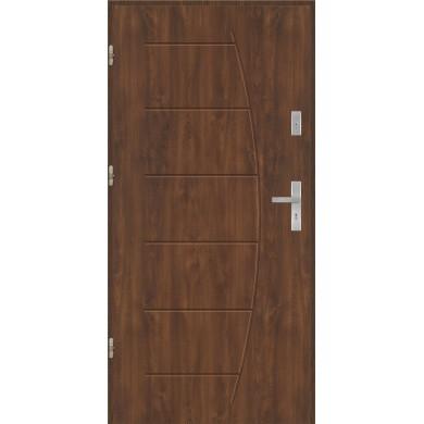 Drzwi wejściowe stalowe model EKO-NORM T44