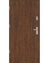 Drzwi wejściowe stalowe model EKO-NORM T45