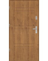 Drzwi wejściowe stalowe model EKO-NORM T47