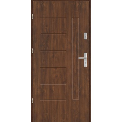 Drzwi wejściowe stalowe model EKO-NORM Gala 1