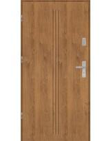 Drzwi wejściowe stalowe model EKO-NORM GALA 4