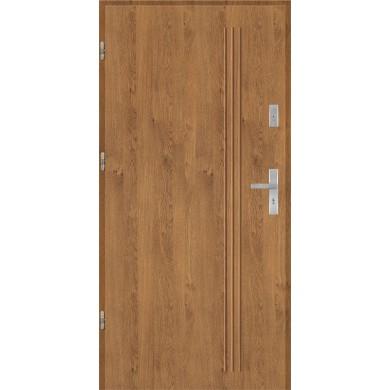 Drzwi wejściowe stalowe model EKO-NORM Gala 5