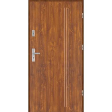 Drzwi wejściowe stalowe model EKO-NORM Gala 6