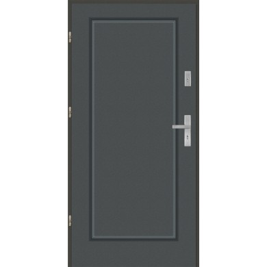 Drzwi wejściowe stalowe model PREMIUM Finezja