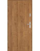 Drzwi wejściowe stalowe model PREMIUM ELIPSA