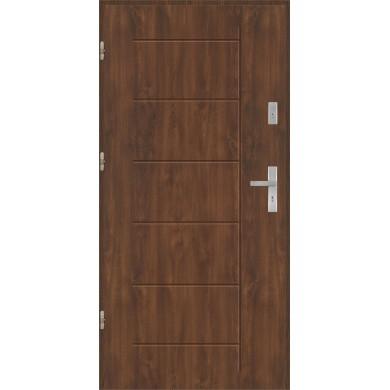 Drzwi wejściowe stalowe model PREMIUM T41
