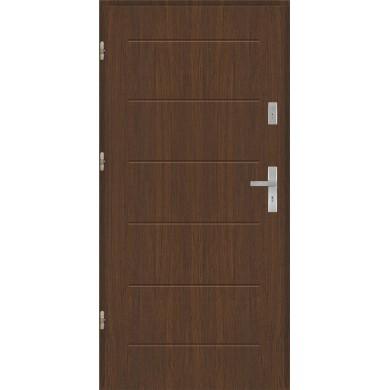 Drzwi wejściowe stalowe model PREMIUM T42