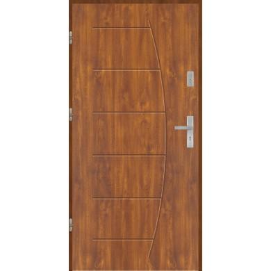 Drzwi wejściowe stalowe model PREMIUM T44