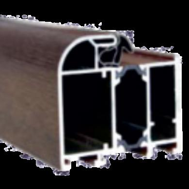 Ościeżnica ciepła aluminiowa