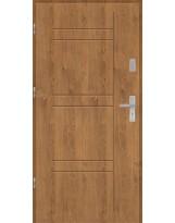 Drzwi wejściowe stalowe model PREMIUM T46