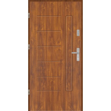 Drzwi wejściowe stalowe model PREMIUM Gala 1