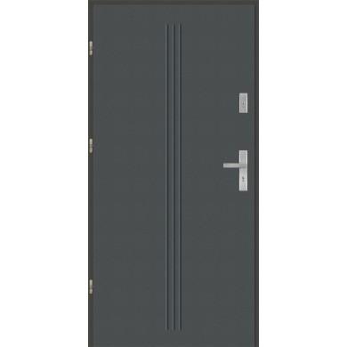 Drzwi wejściowe stalowe model PREMIUM Gala 4