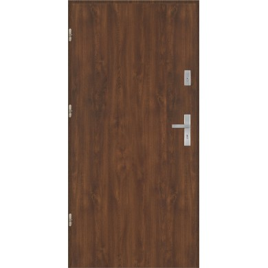 Drzwi wejściowe stalowe model PREMIUM PLUS Płaskie