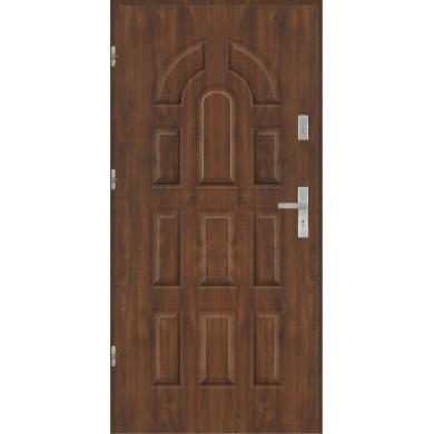 Drzwi wejściowe stalowe model PREMIUM PLUS Piast