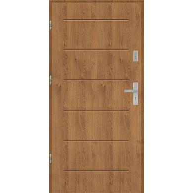 Drzwi wejściowe stalowe model PREMIUM PLUS T42