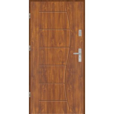 Drzwi wejściowe stalowe model PREMIUM PLUS T43