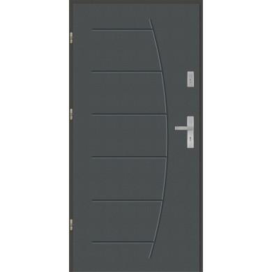 Drzwi wejściowe stalowe model PREMIUM PLUS T44