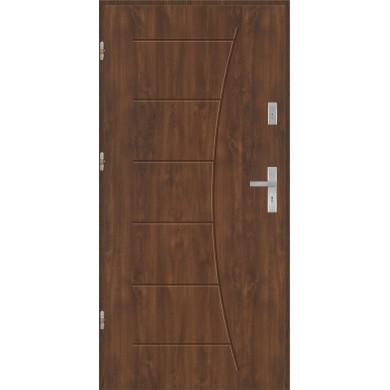 Drzwi wejściowe stalowe model PREMIUM PLUS T45