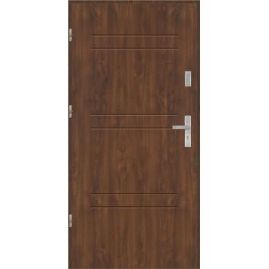 Drzwi wejściowe stalowe model PREMIUM PLUS T47
