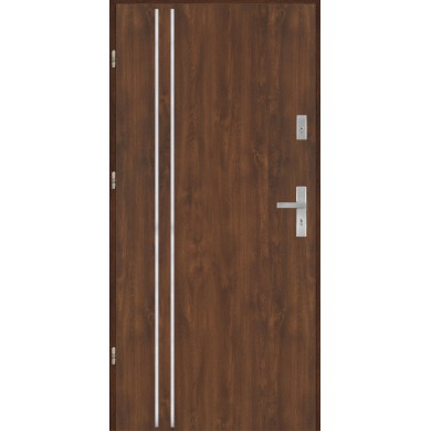 Drzwi wejściowe stalowe model PREMIUM PLUS AP2