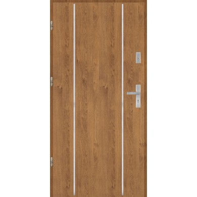 Drzwi wejściowe stalowe model PREMIUM PLUS AP4