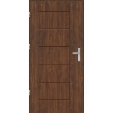 Drzwi wejściowe stalowe model OPTITERM T41