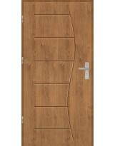 Drzwi wejściowe stalowe model OPTITERM T43
