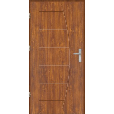 Drzwi wejściowe stalowe model OPTITERM T44
