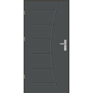 Drzwi wejściowe stalowe model OPTITERM T45