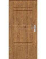 Drzwi wejściowe stalowe model OPTITERM T47