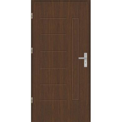 Drzwi wejściowe stalowe model OPTITERM GALA 1