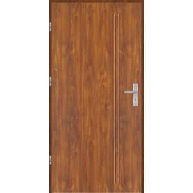 Drzwi wejściowe stalowe model OPTITERM GALA 5