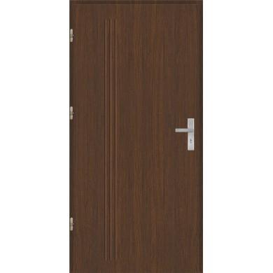 Drzwi wejściowe stalowe model OPTITERM GALA 6