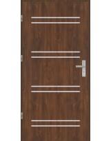 Drzwi wejściowe stalowe model OPTITERM Płaskie AP6