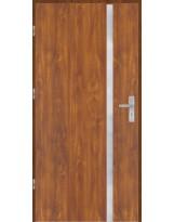 Drzwi wejściowe stalowe model OPTITERM Płaskie AP9