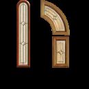 Drzwi wejściowe stalowe model EKO-NORM PIAST 9