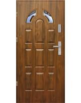 Drzwi wejściowe stalowe model EKO-NORM PIAST 3