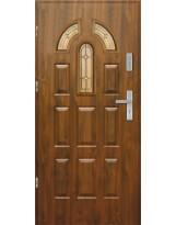 Drzwi wejściowe stalowe model EKO-NORM PIAST 11