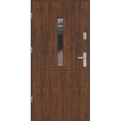 Drzwi wejściowe stalowe model EKO-NORM Wiktoria 2