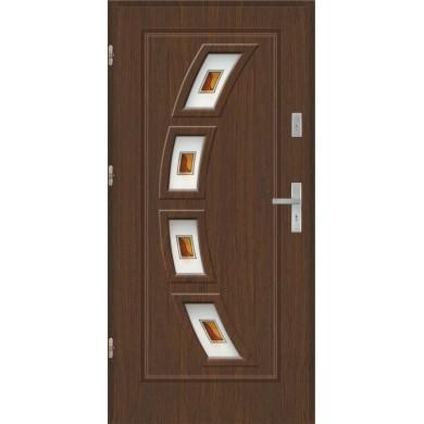 Drzwi wejściowe stalowe model EKO-NORM Finezja 3
