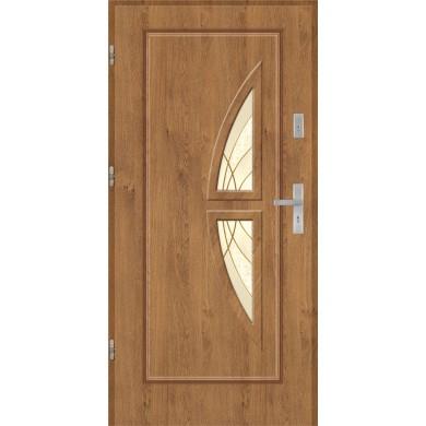 Drzwi wejściowe stalowe model EKO-NORM Finezja 5
