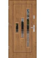 Drzwi wejściowe stalowe model EKO-NORM Finezja 11