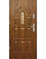 Drzwi wejściowe stalowe model PREMIUM PIAST 1