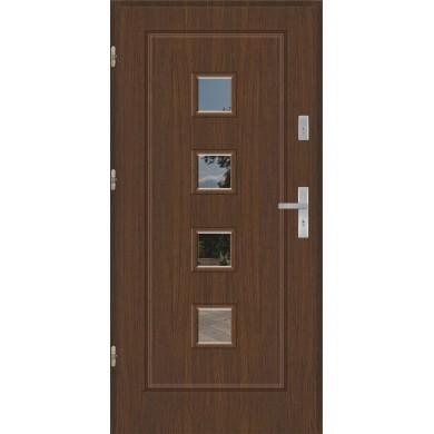 Drzwi wejściowe stalowe model EKO-NORM Finezja 15