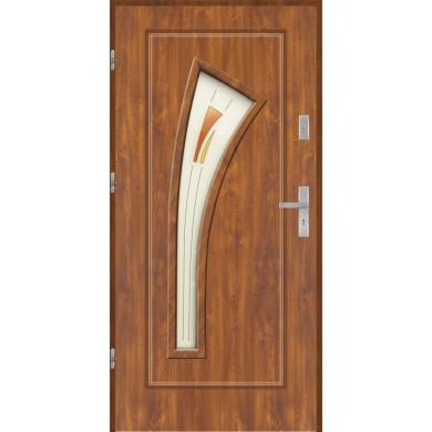Drzwi wejściowe stalowe model EKO-NORM Finezja 24