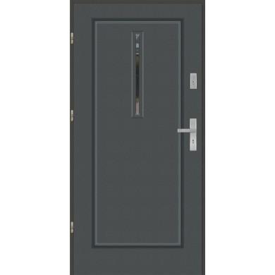 Drzwi wejściowe stalowe model EKO-NORM Finezja 25
